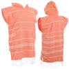 Regenere Pure Series Poncho Kids Orange