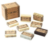 Cacala 100% Natural Organic Olive Oil Soap Set of 8 - pestemalcom