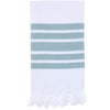 Fishbone Peshtemal Turkish Towel - pestemalcom