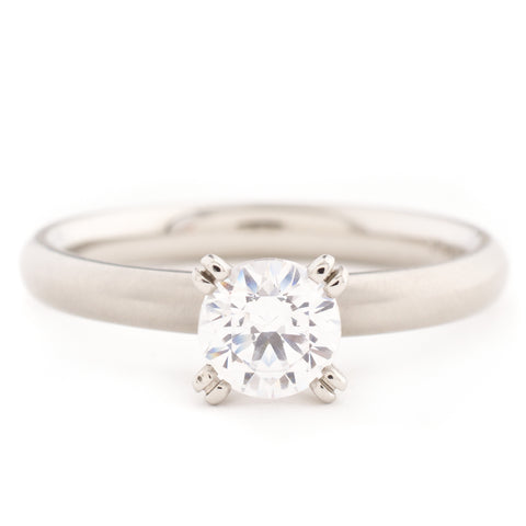 The Leslie Engagement Ring