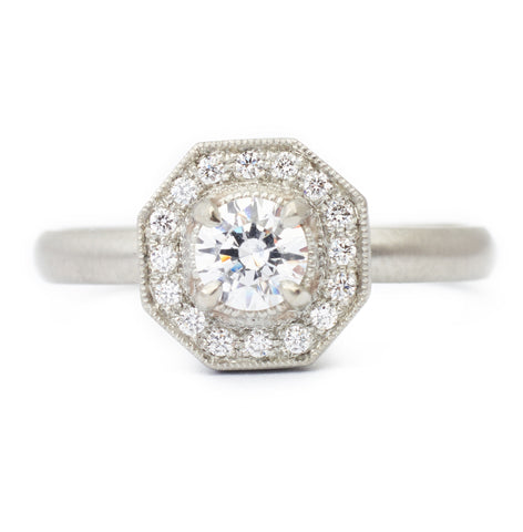 Hedy Engagement Ring