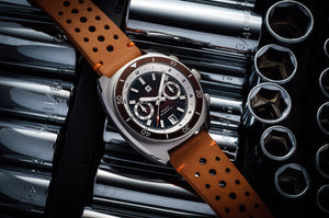 Straton Tourer GMT/Triple Calendar/Three Hand