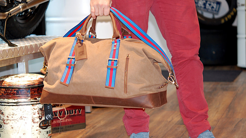 Martini Racing bag