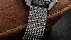 Milanese Stainless Steel watch bracelet