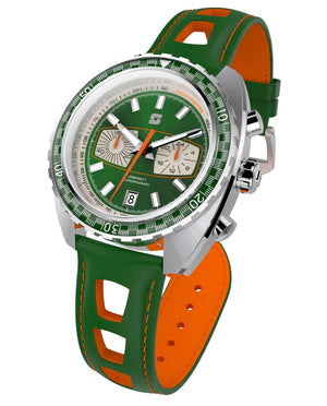 Straton Syncro - Green, Purple and Red