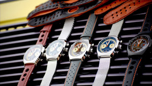 Straton Curve Chrono racing watch collection