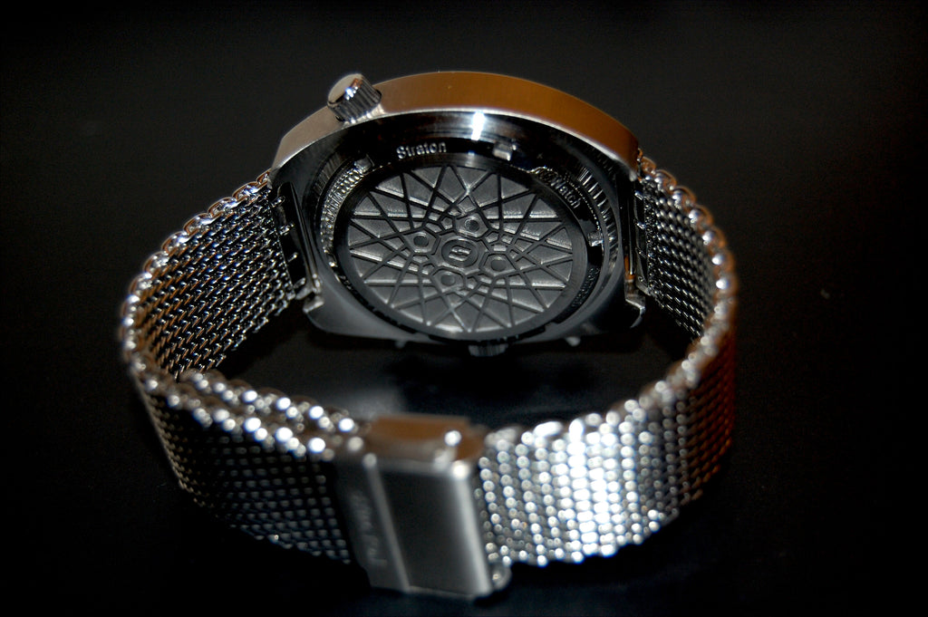 milanese watch bracelet