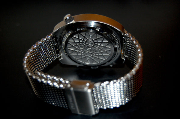 Mesh/Milanese Stainless Steel straps
