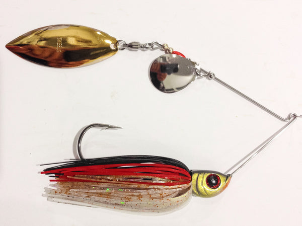 "Razor Spinnerbait ""Bloody Shiner"""