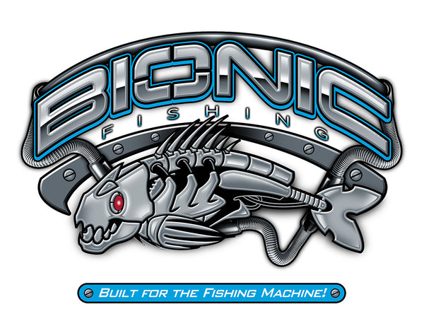 "BIONIC Carpet Decal 11"" x 16"""