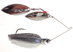 "Fierce Spinnerbait ""G'Ville"" Shad"