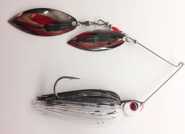 "Razor Spinnerbait ""Gizzard"" Shad"