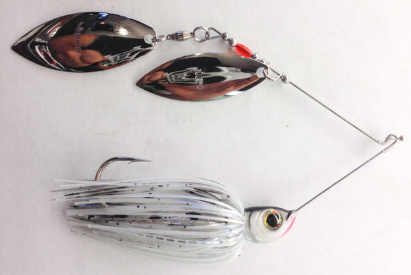 "Razor Spinnerbait ""Cooper's Ghost"" Shad"