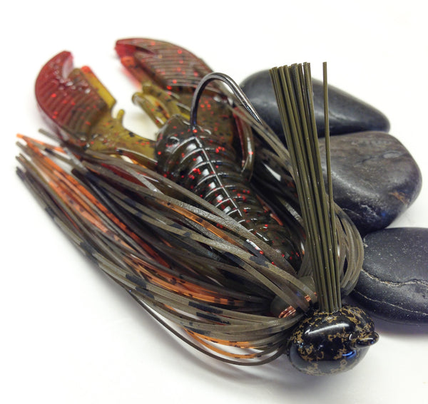 "BIONIC ""Natural Orange"" Craw Jig"