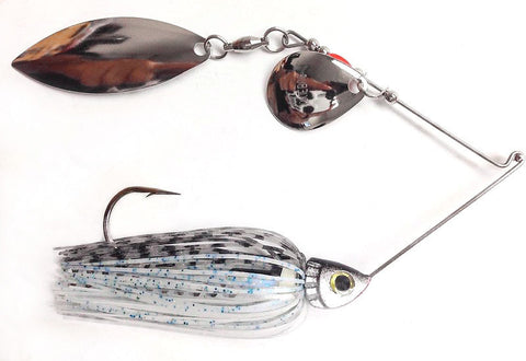 "Fierce Spinnerbait ""Magic"" Shad"