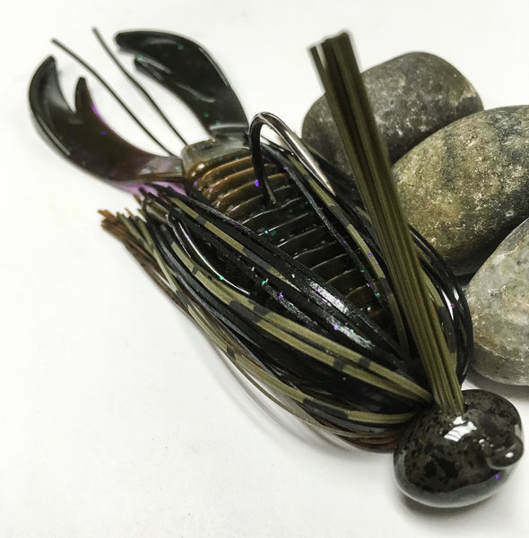 "BIONIC ""Passion Candy"" Craw Jig"