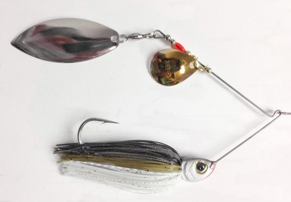 "Razor Spinnerbait ""Super Gizzard"" Shad"