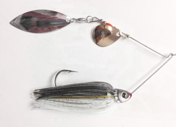 "Fierce Spinnerbait ""Super Gizzard"" Shad"