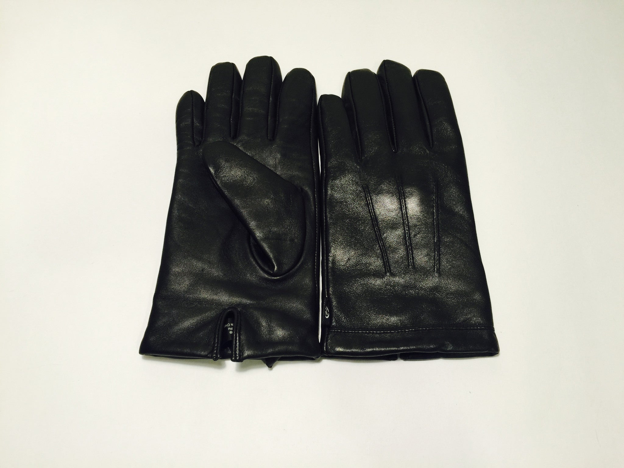 Ladies leather gloves xl -  Isotoner Smartouch Leather Glove Ladies Sizes S Xl Hourey 3