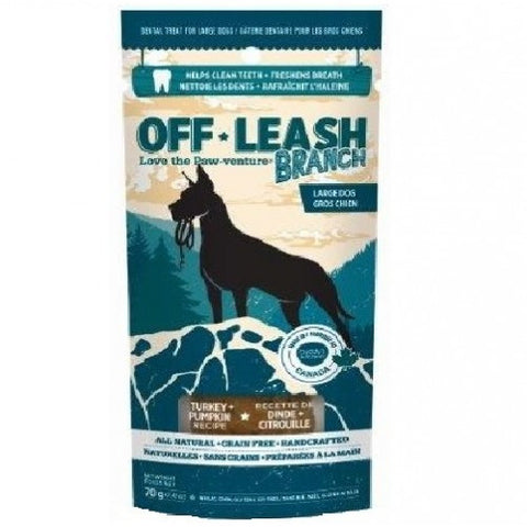 Buddy's Kitchen Off-Leash Dental Chews