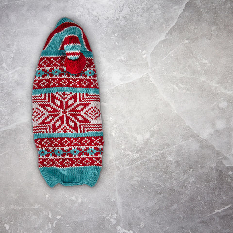 Chilly Dog Peppermint Hoody Sweater
