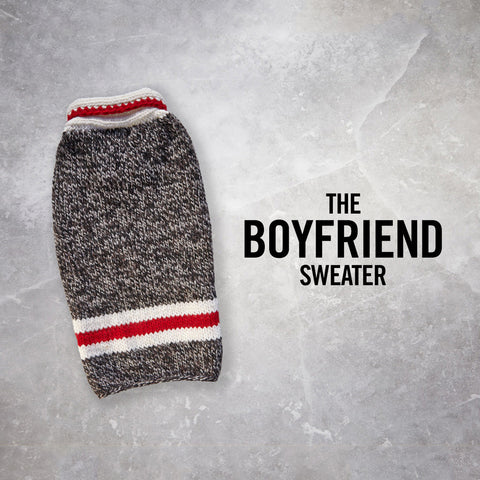 Chilly Dog Boyfriend Sweater