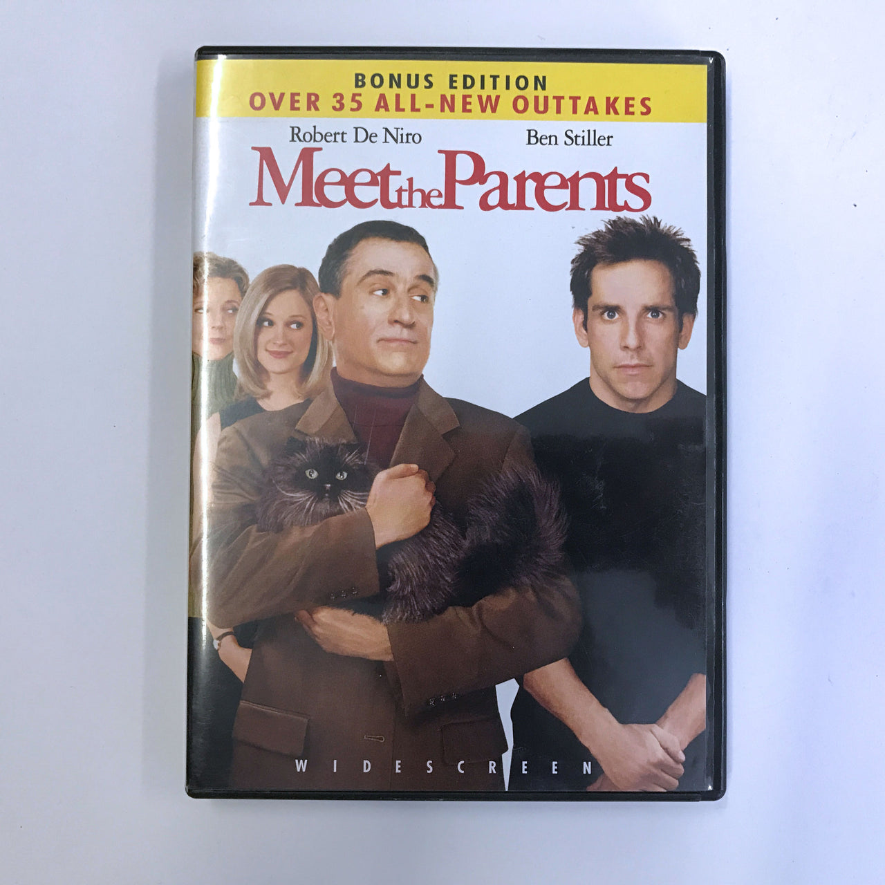 Meet the Parents (DVD) In Clamshell Case, Pre-owned DVD Disc