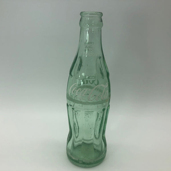 Vintage Glass Coca-Cola Coke Bottle 6-1/2 oz Knoxville TN