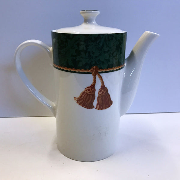 Hallmark by Sakura Holiday Abundance 5 Cup Coffee Tea Pot