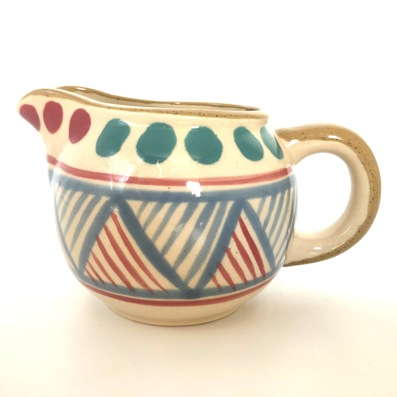 Franciscan Ventura Creamer Cream Pitcher Multicolor