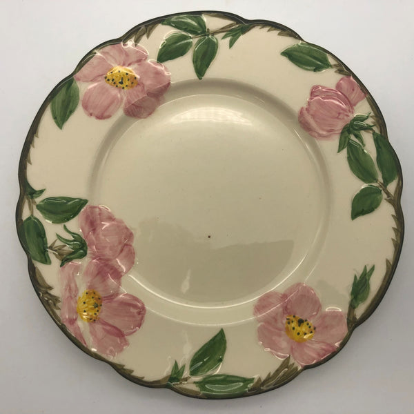 "Franciscan Desert Rose Salad Plate 8"" Made in USA California"