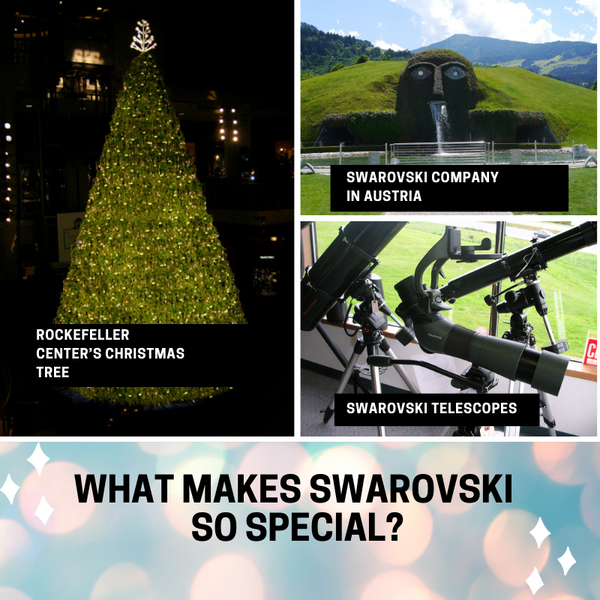 what makes swarovski crystals so special