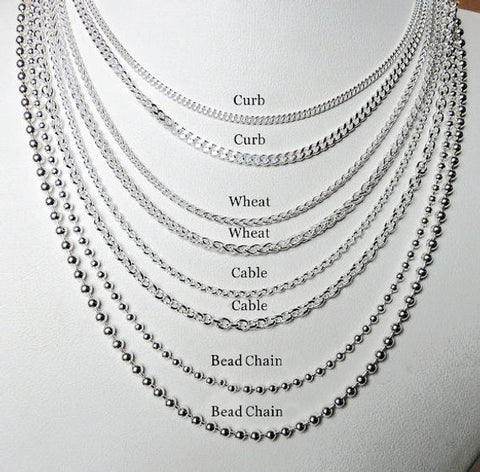Types Of Necklaces Your Guide To Different Types Of Necklaces Neckla Gracefully Made