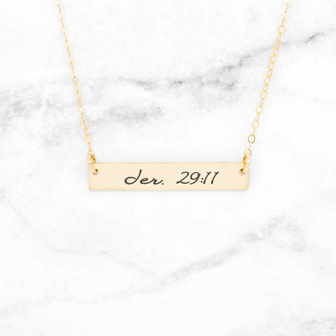 Forever In My Heart Necklace