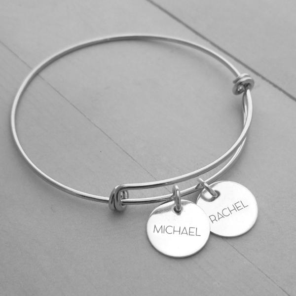 bracelets boy charm mom images heart personalized for bracelet my bangle on this anniereh best who there jewelry stole name s bangles pinterest