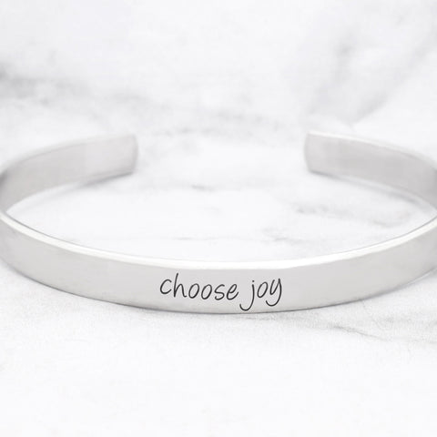 Not All Who Wander Are Lost Mantra Bracelet