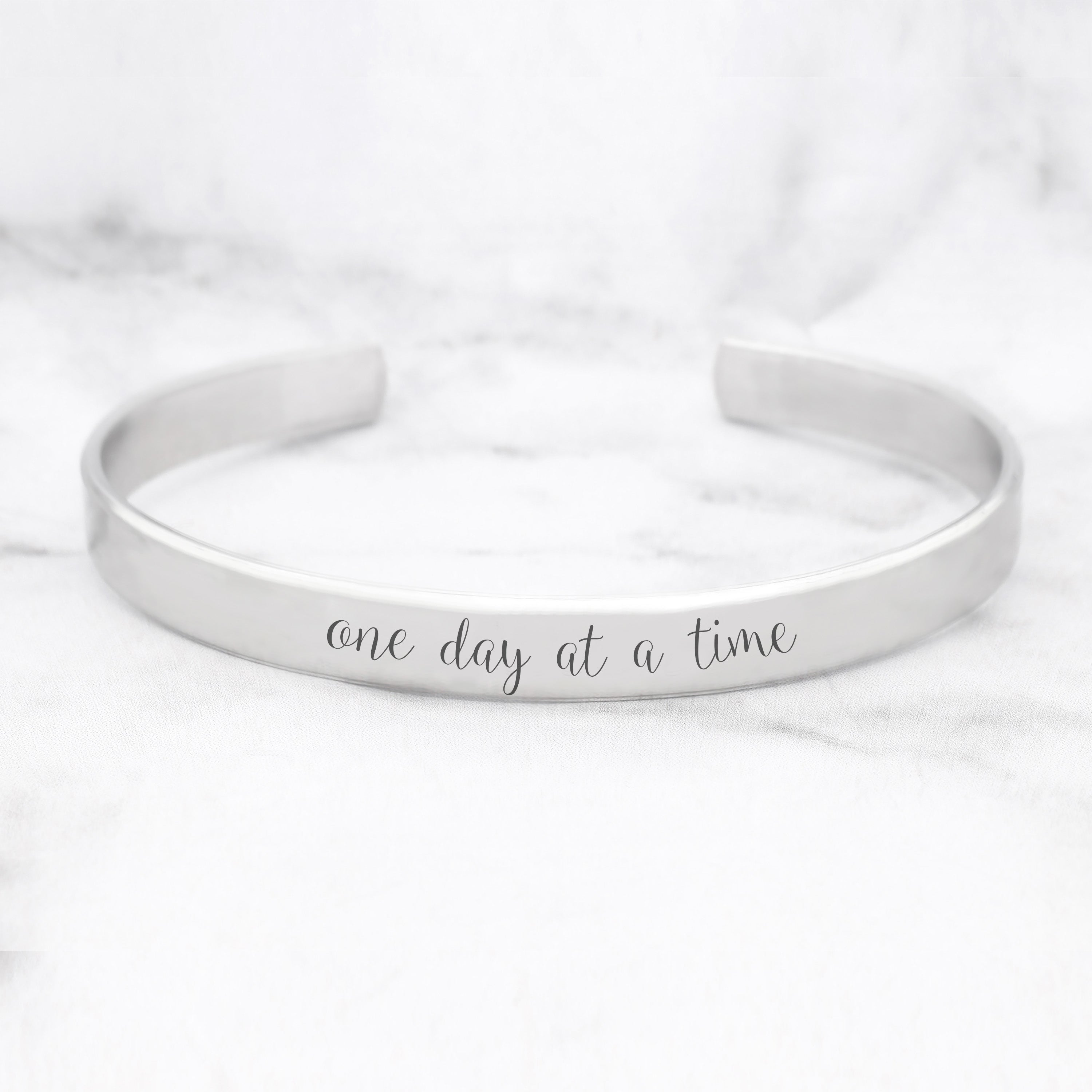 One Day At A Time Bracelet