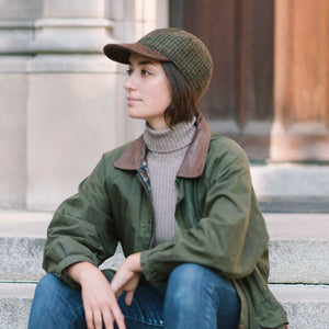 Puffin Gear Harris Tweed Hats for Women and Men-Made in Canada