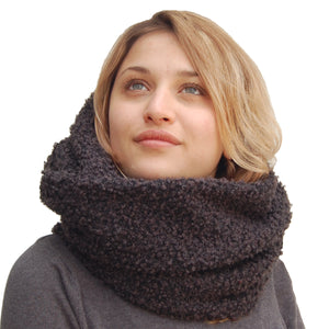 Boucle Infinity Scarf (Boucle)