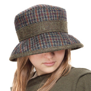 Puffin Gear Harris Tweed Derby Hat - Made in Canada