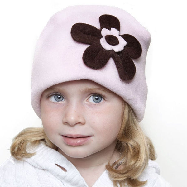 Puffin Gear Polartec Classic 200 Fleece Child Flower Cap