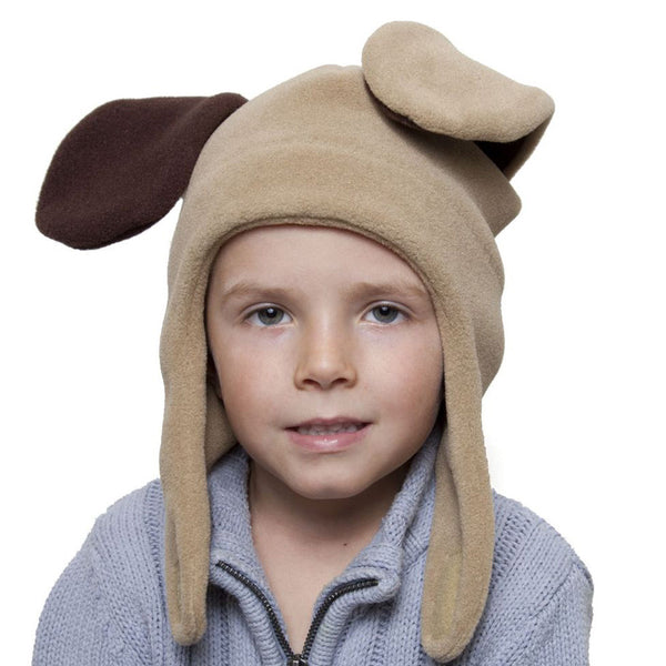 Puffin Gear Polartec® Fleece Child Puppy Hat
