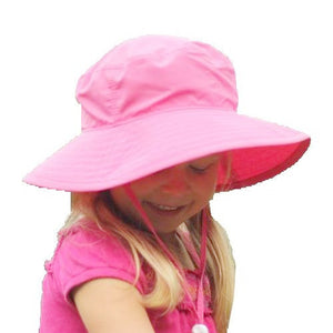 UPF 50+ Sun Protection-Puffin Gear Child Sunshine Hat-Made in Canada