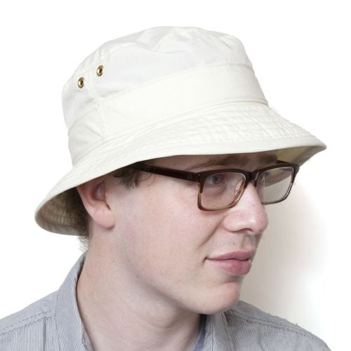 UPF 50+ Sun Protection-Puffin Gear Bucket Hat-Made in Canada
