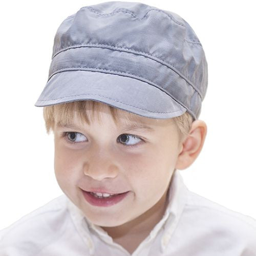 UPF 50+ Sun Protection-Puffin Gear Child Cap-Made in Canada