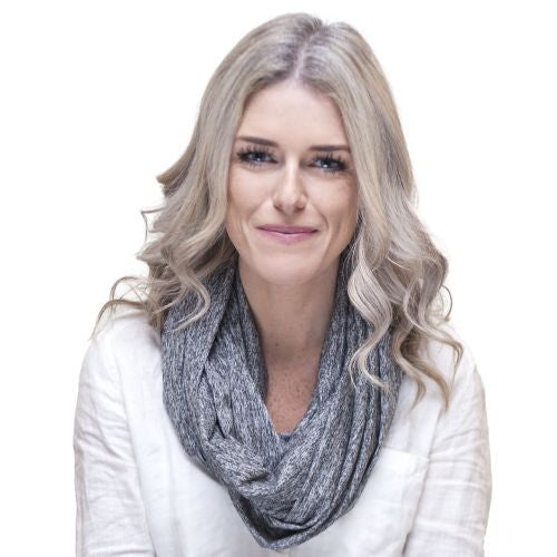 UPF 50+ Sun Protection-Puffin Gear Solar Infinity Scarf-Made in Canada