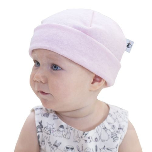 Puffin Gear-Linen Jersey Infant Beanie-Made in Canada
