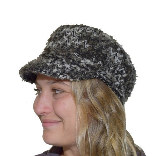 Puffin Gear Icicle Boucle Cap - Made in Canada