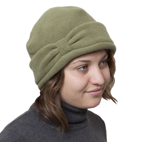 Puffin Gear Polartec Classic 200 Fleece Cloche Hat