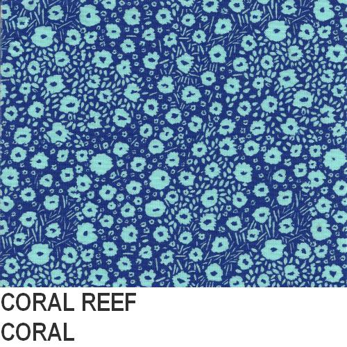Puffin Gear Coral Reef Coral Print